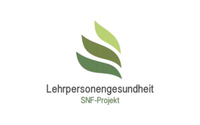 Forschungsprojekt «Führung, Zusammenarbeit und Lehrpersonengesundheit»