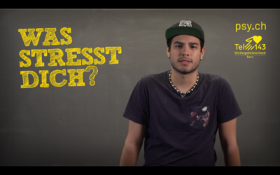 Was stresst dich?