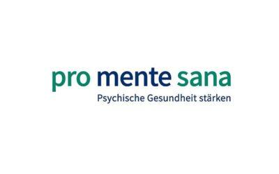 Pro Mente Sana macht auf stressNOstress aufmerksam